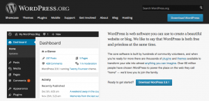 Wordpress.org what's the difference