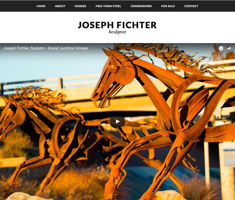Joseph-Fichter-Marjorie-Ray-Web-Design-Vermont