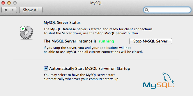My SQL Server Instance is Running