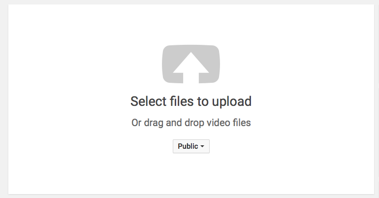 Select-Files-to-Upload-to-YouTube