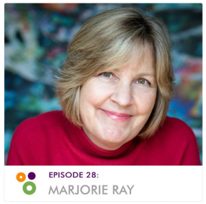Marjorie Ray Hallway Chats episode 28