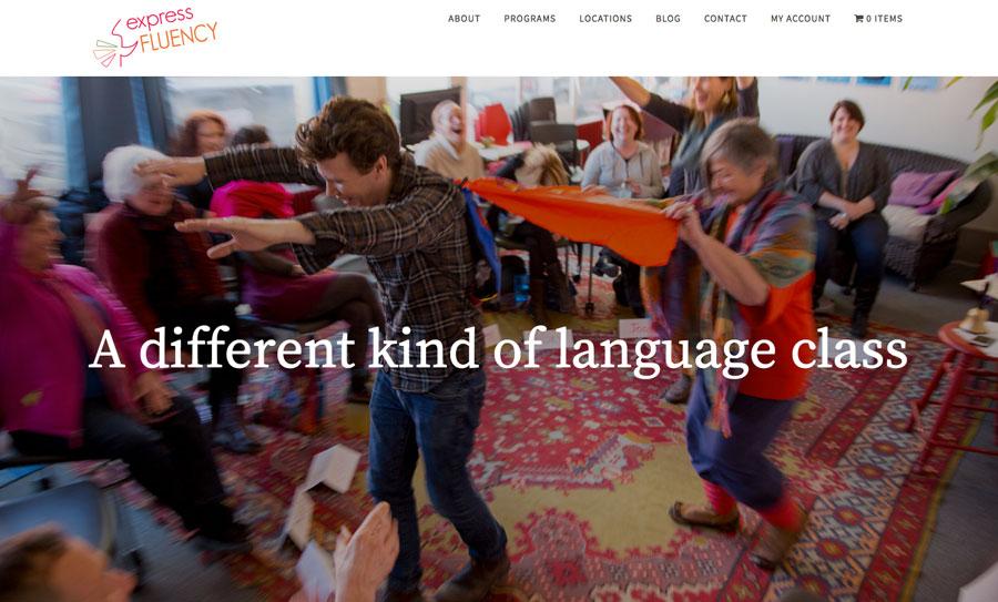 Express-Fluency-Ecommerce-Website-
